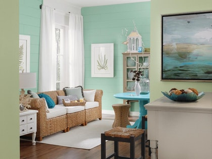 what are the best paint colors for your vacation rental home and