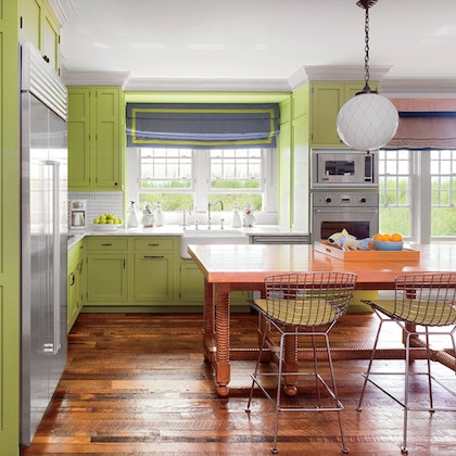 cozy eat in kitchens that will make you want to stay in home and