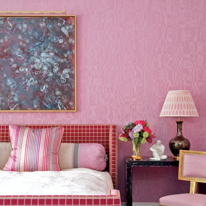 These 8 Rooms Are Pretty in Pink - Home and Office Painting Service...